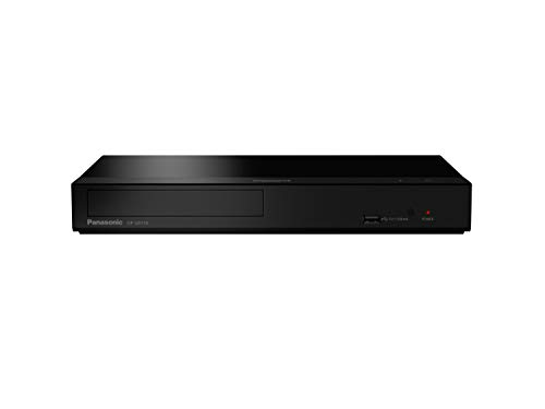 Panasonic DP-UB150 - Reproductor BLU-Ray 4K Ultra HD con Capacidad HDR 10+ (DVD, CD,...