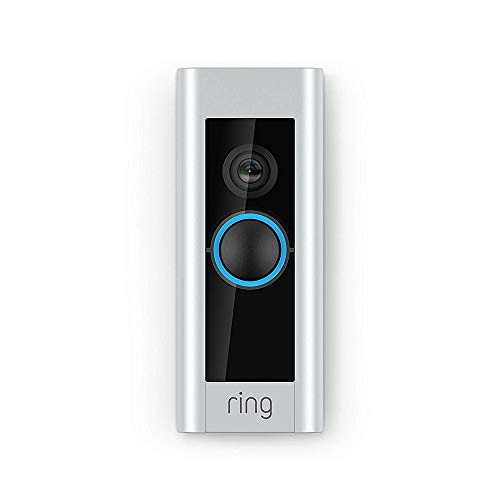 Ring Video Doorbell Pro con cableado, incluye un Chime (1.ª generación),...