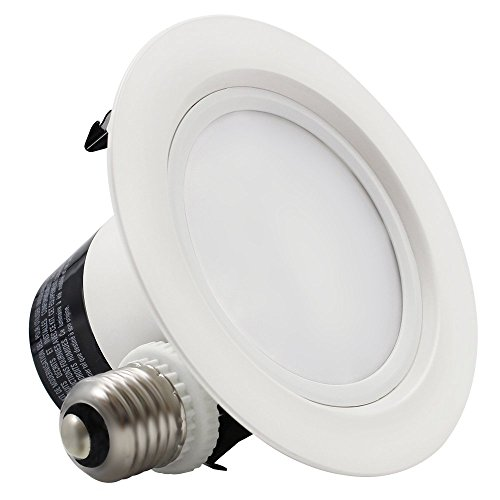 12 Watt (intensidad regulable LED empotrable iluminación Fixture – Lámpara de...