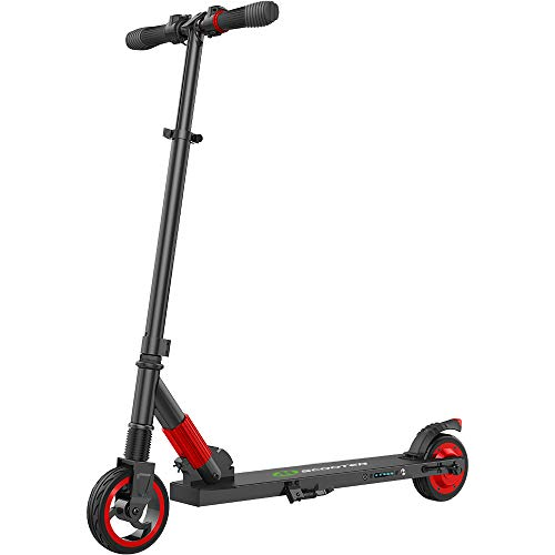 M MEGAWHEELS Scooter-Patinete electrico Adulto y niño, Ajustable la Altura, 5000...