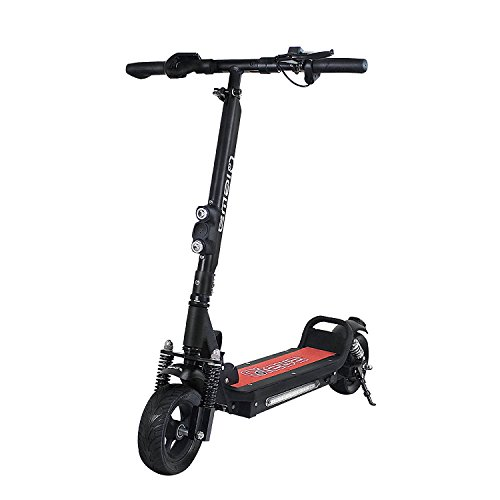 Qiewa Qmini Electric Scooter with 45 degree dual shock 12cm chassis height and mini...