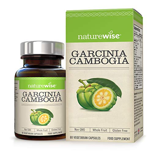 Garcinia Cambogia from NatureWise — High Strength & Pure for Optimum Results —...