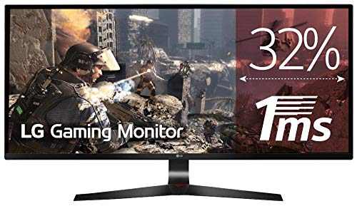 LG 29UM69G-B - Monitor Gaming UltraWide WFHD de 73.7 cm (29') con Panel IPS (2560 x...