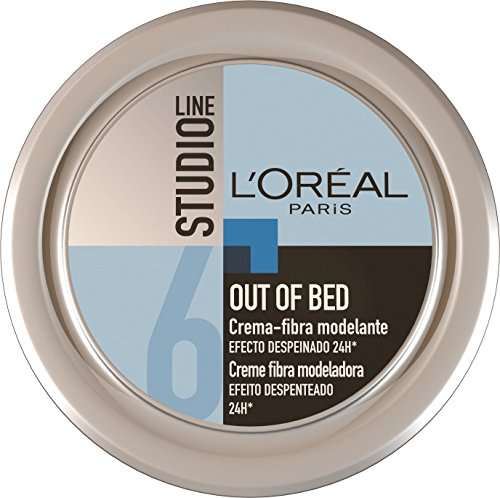 L'Oreal Paris Studio Line Gomina Studio Line Out of Bed Crema Efecto Despeinado - 150...