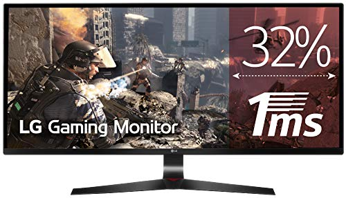 LG 34UM69G-B - Monitor Gaming UltraWide WFHD de 86.7 cm (34') con Panel IPS (2560 x...