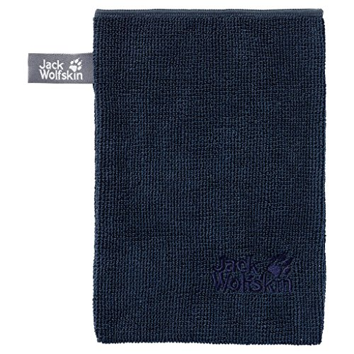 Jack Wolfskin Wolfcloth Terry Packable Quick Dry Travel Wash Cloth