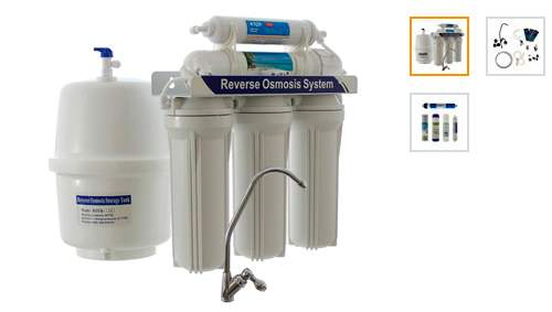 Comprar Nature Waterprofessionals Equipo Osmosis Inversa 5 etapas