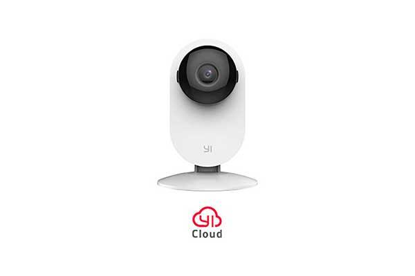 Cámara de Seguridad para el hoogar YI Home Camera 720p HD