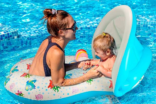 Comprar Mejores Flotadores para bebé