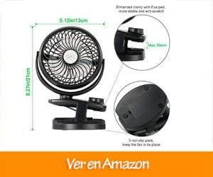 Comprar ventilador a Batería Fitfirst