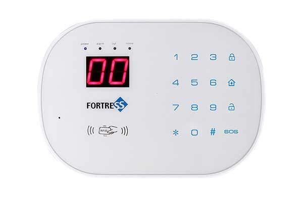 fotografía Sistema de Seguridad Fortress Security Store S02-B