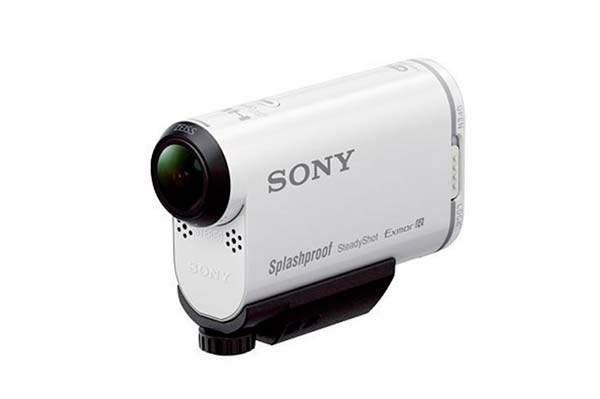 Video Camara Deportiva Sony HDR AS200VR