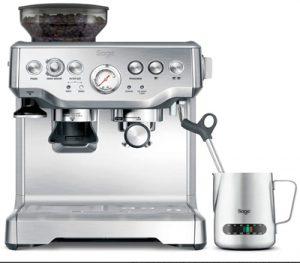 Cafetera Barista Express