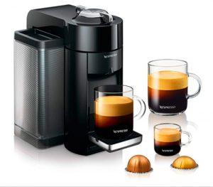 Cafetera Longhi Nespresso vertuo