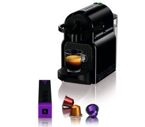 cafeteras mas vendidas Nespresso DeLonghi
