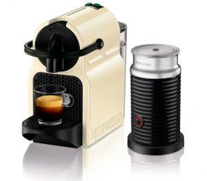 Cafetera de cápsulas Cafetera Nespresso DeLonghi Inissia Milk