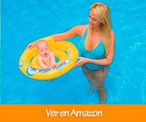 Comprar Flotador para Bebé con Asiento INTEX 59574ep