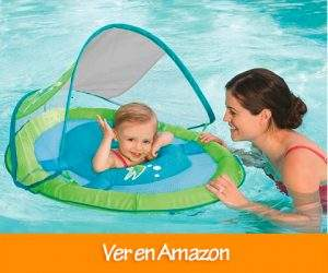 Comprar Swimways Baby Spring Float Sun Canopy