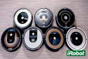 Mejores Aspiradores iRobot Roomba