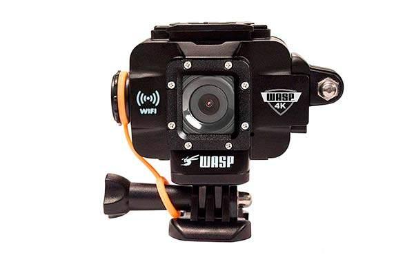 Video Cámara WASPcam 9907 4K Ultra HD CMOS WiFi
