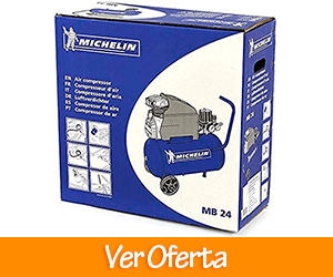 Compresor de Aire MICHELIN 9108010000 MB24