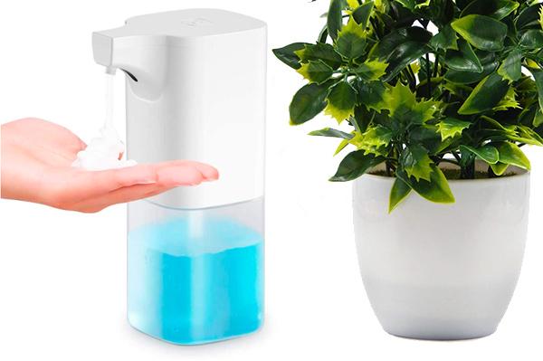 Wimaha Dispensador de jabón automático sin Contacto