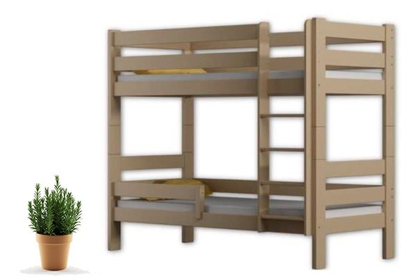 Literas de madera de pino para Adultos