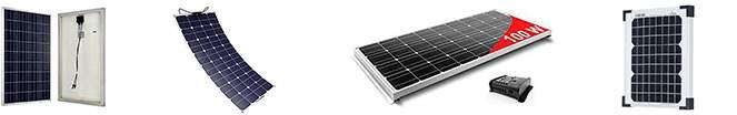 Los mejores paneles solares para uso domestico 2018