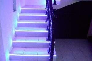 tiras de luz inteligentes Luz-LED-Inteligentes-escaleras