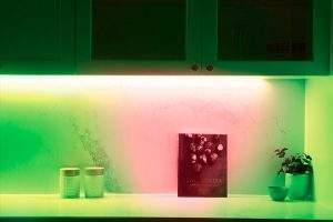 tiras de luz inteligentes Aspectos decorativos destacados