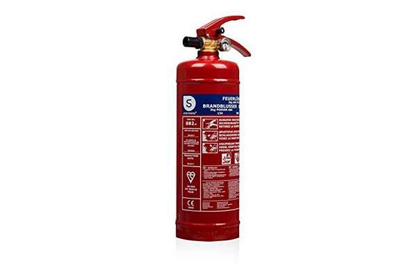 Mejor Extintores de Incendios Guía de Comprador