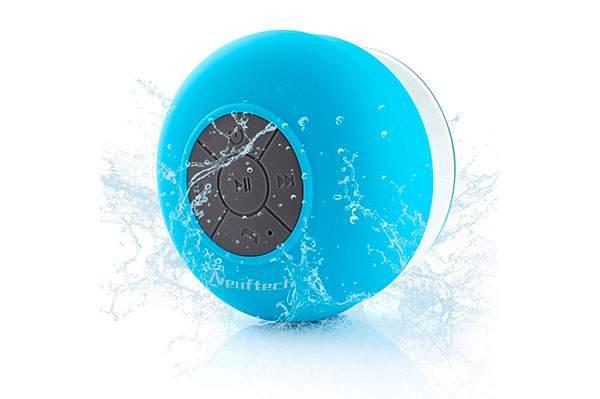 Altavoces de ducha Bluetooth