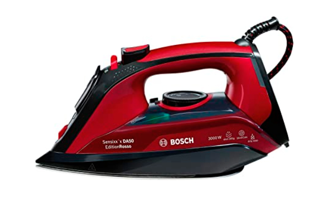opiniones Bosch Plancha A Vapor TDA503001P 3000W
