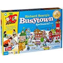 Richard Scarrys Busytown Eye F (Inglés)