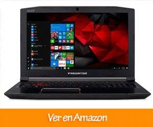 Comprar Acer Predator Helios 300 Gaming