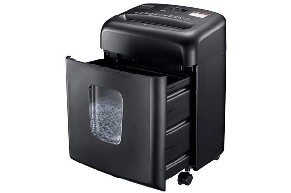 Opiniones Bonsaii C206-D - Trituradora de papel y tarjetas de crédito