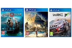 Los Mejores Juegos Playstation 4