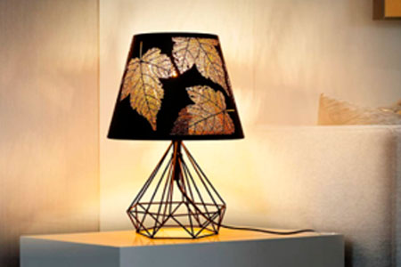 Lámpara de Mesita de Noche AlbrilloAlbrillo