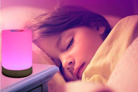 Lámpara de Mesita de Noche Vintage Más Vendidos Swonuk