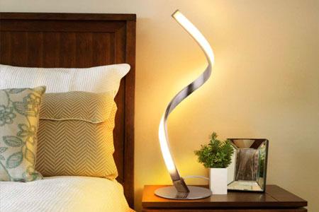 Lámpara de Mesita de Noche Albrillo