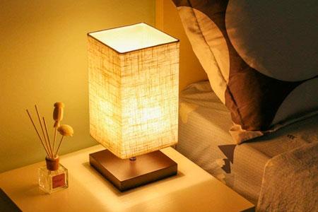 Lámparas de Mesita de Noche Lighting EVER