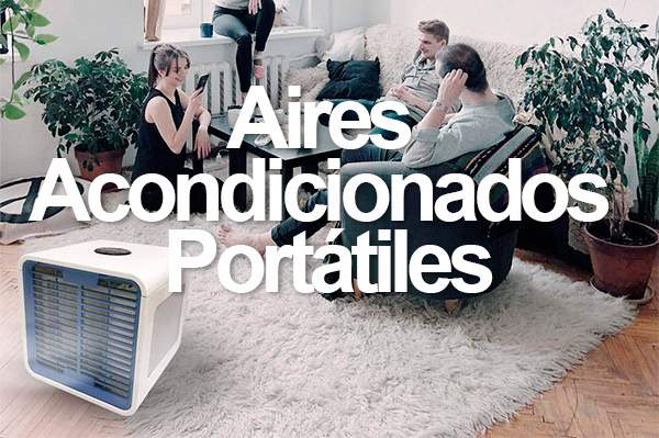 Aires Acondicionados Portatiles