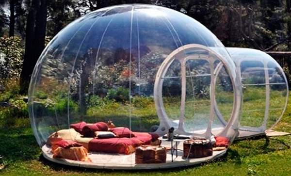 Mejores Tiendas Burbuja Transparentes