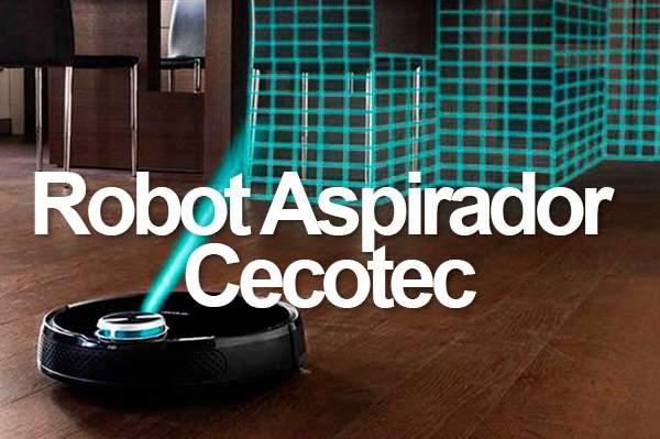 Robot Aspirador Cecotec