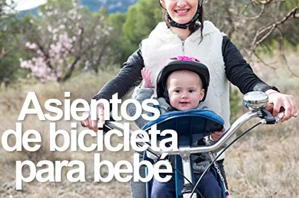 Asientos de bicicleta para bebé