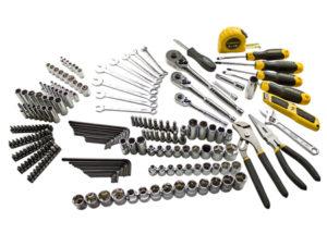 Conjunto de herramientas mixtas
