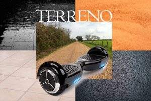 Hoverboards terrenos