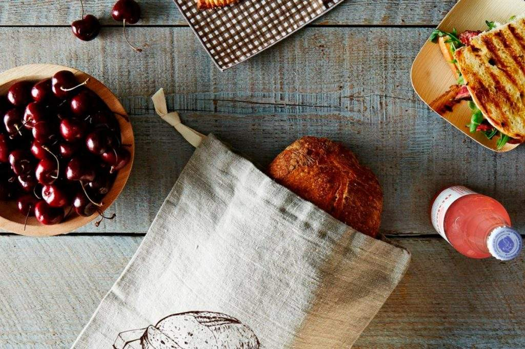 Mejores Bolsas de Pan de Tela