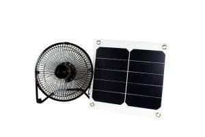 Todo Hogar Mejores Ventiladores Solares