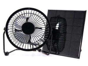 Mejores Ventiladores Solares NUZAMAS